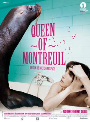 affiche du film Queen of Montreuil