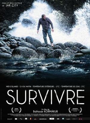 affiche du film Survivre
