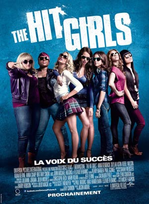 affiche du film The Hit Girls (Pitch Perfect)