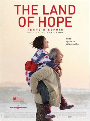 affiche du film The Land of hope (Kibô no kuni)
