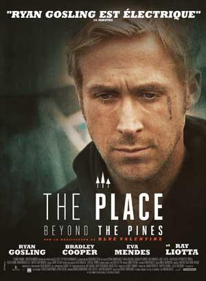 affiche du film The place beyond the pine