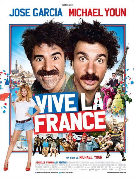 affiche du film Vive la France !
