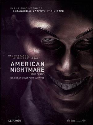 affiche du film American Nightmare