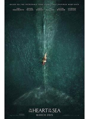 affiche du film Au Coeur de l'Océan