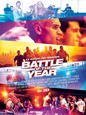 affiche du film Battle of the Year