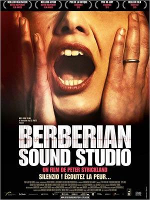 affiche du film Berberian Sound Studio