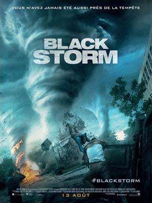 affiche du film Black Storm (Into the storm)