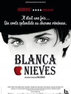 affiche du film Blancanieves