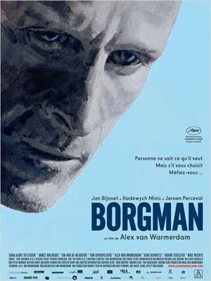 affiche du film Borgman
