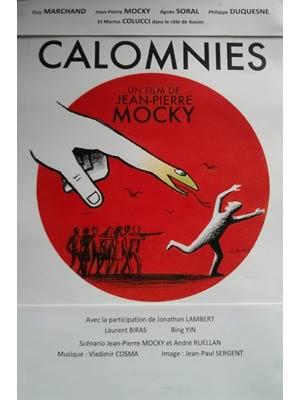 affiche du film Calomnies
