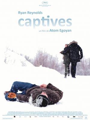 affiche du film Captives