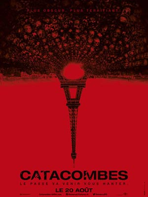 affiche du film Catacombes