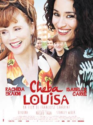 affiche du film Cheba Louisa