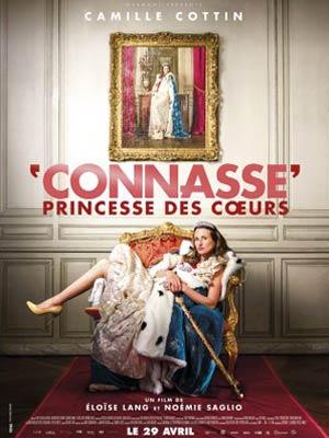 affiche du film Connasse, Princesse des Coeurs