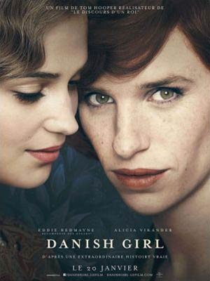 affiche du film Danish Girl