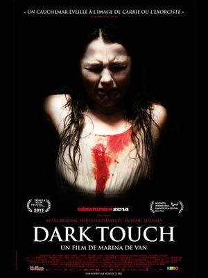affiche du film Dark touch