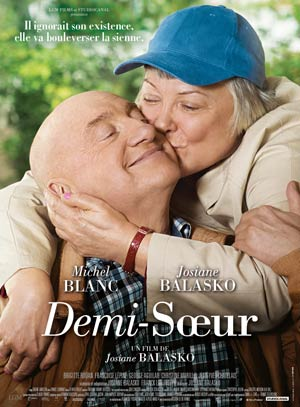 affiche du film Demi-Soeur