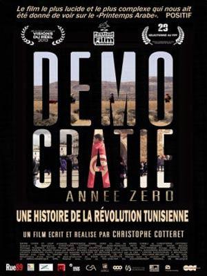 affiche du film Démocratie Année Zéro