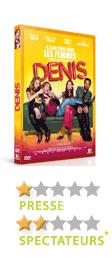 Denis de Lionel Bailliu - En DVD et VOD