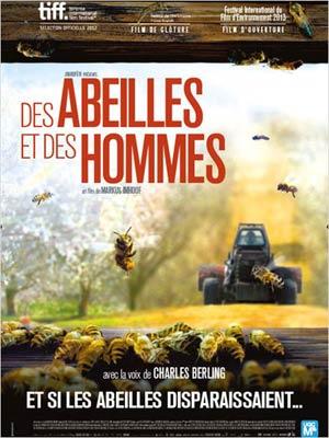 affiche du film Des abeilles et des hommes (More than Honey)