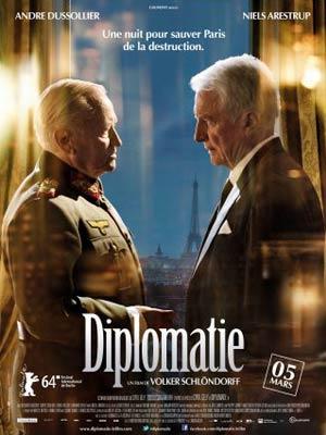 affiche du film Diplomatie