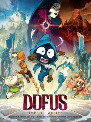 affiche du film Dofus - livre 1: Julith