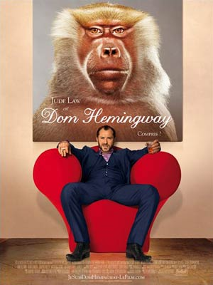 affiche du film Dom Hemingway