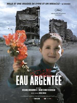 affiche du film Eau argentée (Ma'a al-Fidda)