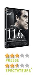 11.6 de Philippe Godeau - En DVD, Blu-Ray et VOD