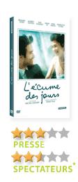 L'Ecume des jours de Michel Gondry - En DVD, Blu-Ray et VOD