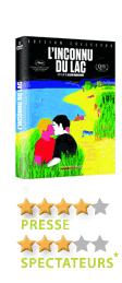 L'inconnu du lac d'Alain Guiraudie - En DVD et VOD