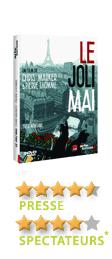Le Joli Mai de Chris Marker et Pierre Lhomme - En DVD