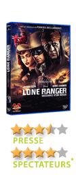 Lone Ranger de Gore Verbinski - En DVD, Blu-Ray