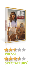 Paris à tout prix de Reem Kherici - En DVD, Blu-Ray et VOD