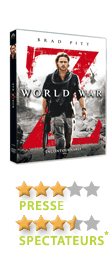World War Z de Marc Foster - En DVD, Blu-Ray