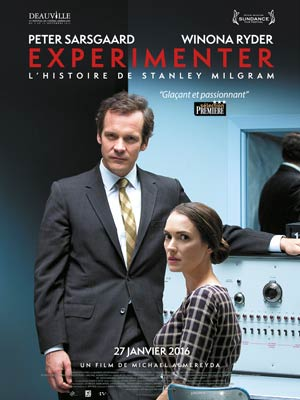 affiche du film Experimenter
