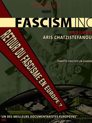 affiche du film Fascism Inc