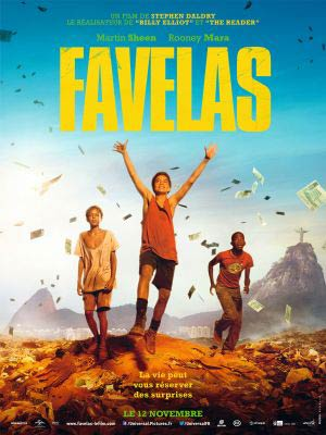 affiche du film Favelas (Trash)
