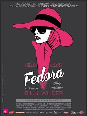 affiche du film Fedora - 1978 - version restaurée
