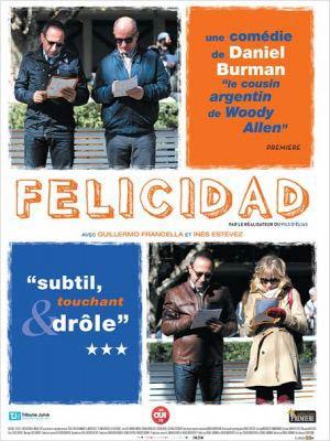 affiche du film Felicidad (EL MISTERIO DE LA FELICIDAD)