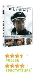 Flight de Robert Zemeckis - En DVD, Blu-Ray et VOD