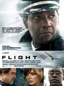 affiche du film Flight