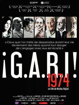 affiche du film ¡G.A.R.I.! 1974