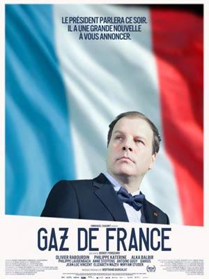 affiche du film Gaz de France