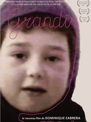 affiche du film Grandir