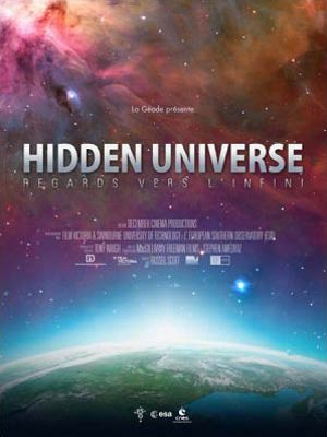 affiche du film Hidden Universe