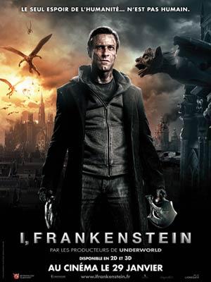 affiche du film I, Frankenstein
