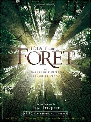 affiche du film Il était une forêt