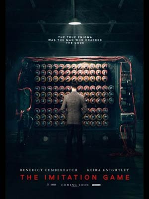 affiche du film The Imitation Game