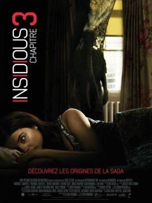 affiche du film Insidious: Chapitre 3